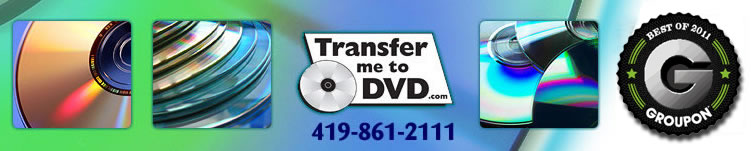 All DVD work is done in-house Toledo OH